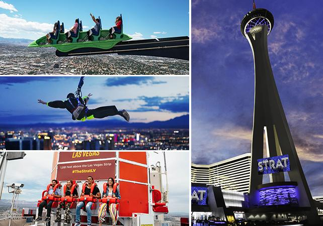 Stratosphere Tower Tickets