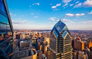 Billet One Liberty Observation Deck (57e étage) - Philadelphie