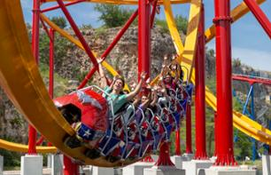 Six Flags Fiesta Texas - Amusement park in San Antonio