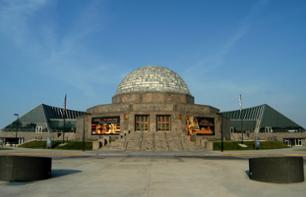 Billet Adler Planetarium - Chicago