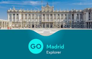 Madrid Explorer Pass - 3, 4, 5, or 7 Activities of your Choice