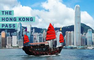 Hong Kong Pass - Access to 35+ Activities and Attractions - Valid for 2, 3, or 4 Days