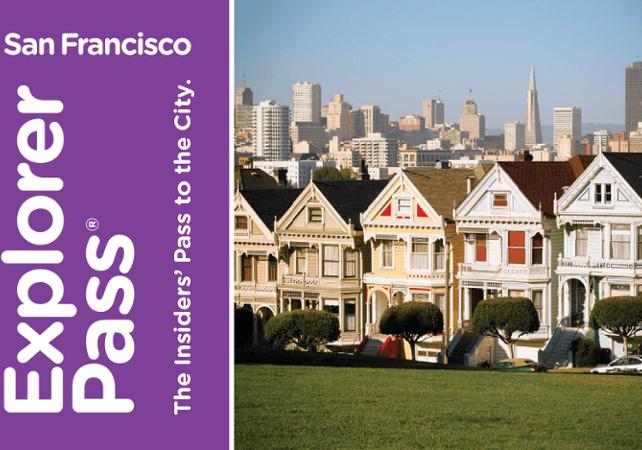 Explorer Pass San Francisco - 3, 4 ou 5 attractions au choix - San Francisco -