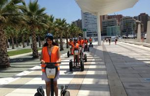 Guided Segway Tour of Malaga for Children