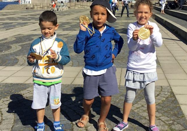 Photo Visite guidée de Stockholm à pied pour les familles