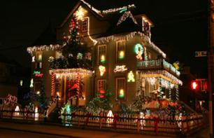 Discover Christmas Lights in Brooklyn – Bus Tour