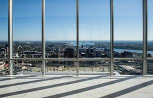 Ticket to the Place Ville Marie Oservation Deck – Panoramic view over Montreal
