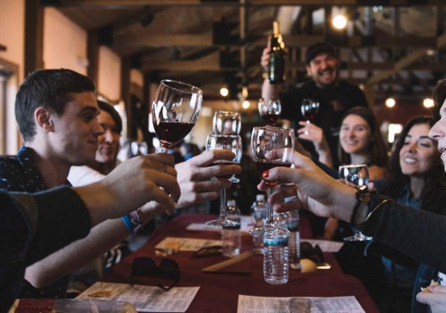 Dégustations de vins dans la Vallée de Lehigh - Au départ de New York - New York -