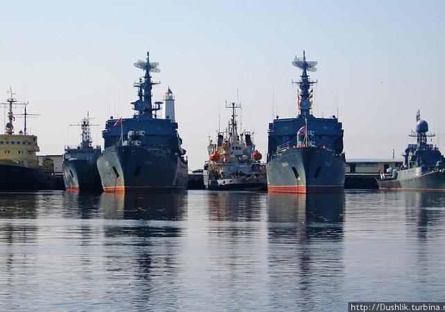 Photo Visite guidée de Kronstad, la ville de la gloire navale