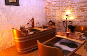 Relaxation au Beer Spa de Prague