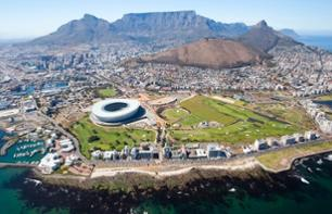 Guided Tour of Cape Town & Access to the Summit of Table Mountain