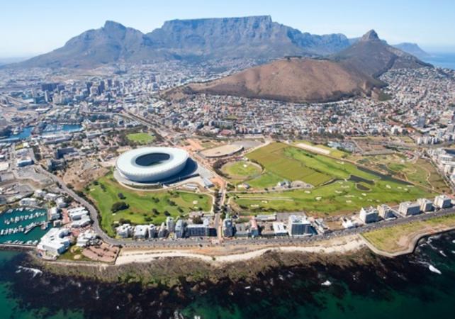 Photo Visite guidée de Cape Town (Le Cap) et accès au sommet de Table Mountain