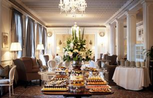 Afternoon Tea & Cakes in a Luxury Cape Town Hotel