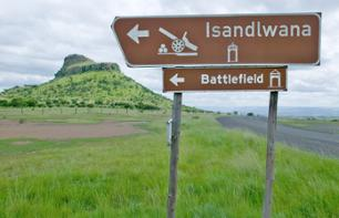 Guided tour of Rorke's Drift and Isandlwana battlefields