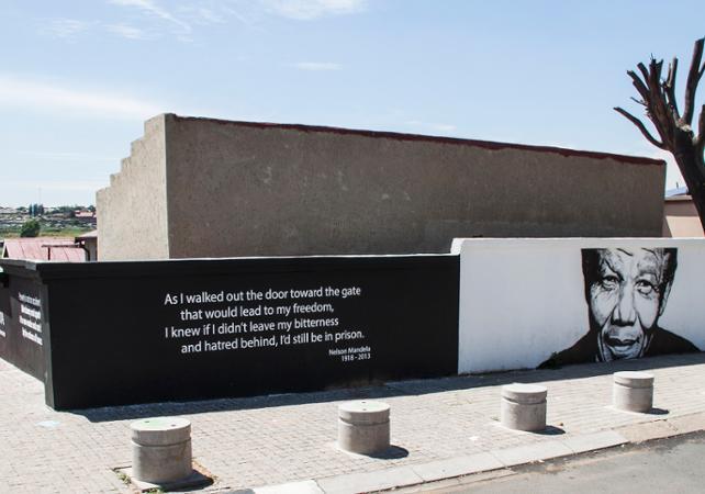 Photo Visite guidée de Johannesburg et du Township de Soweto