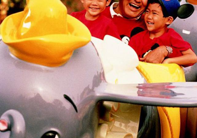 Billets parc Disney California Adventure – départ/retour hôtel - Los Angeles - Ceetiz