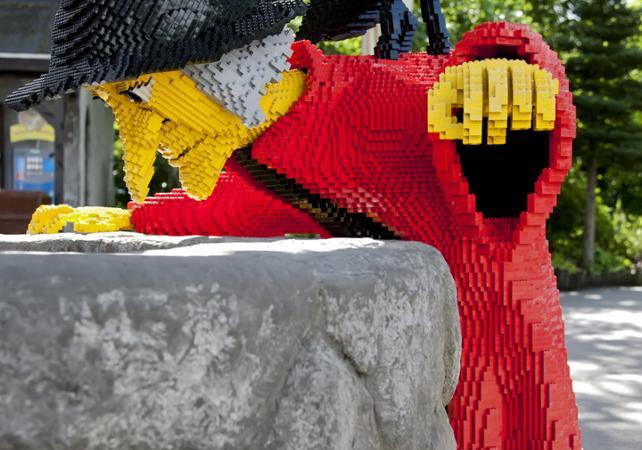 Billets Legoland California– départ/retour hôtel - Los Angeles - Ceetiz