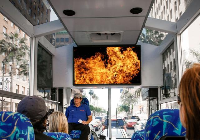 Tour interactif des lieux de tournage à Los Angeles - Départ/retour hôtel - Los Angeles - Ceetiz
