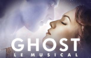 """Ghost"" ticket - Theatre Mogador Paris"