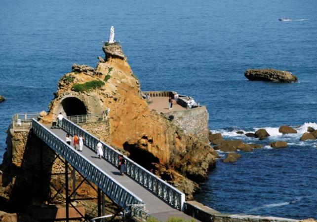 how to get from bordeaux to san sebastian