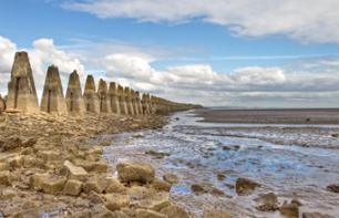 Private cycling tour to Cramond, departing from Edinburgh - in English