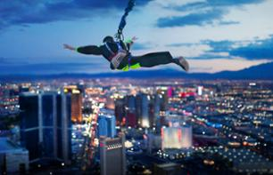 Open-air Jump from the Stratosphere Tower (Skyjump) - Las Vegas