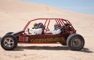 Giro in buggy tra le dune