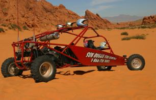 Valley of Fire Quad or Buggy Excursion