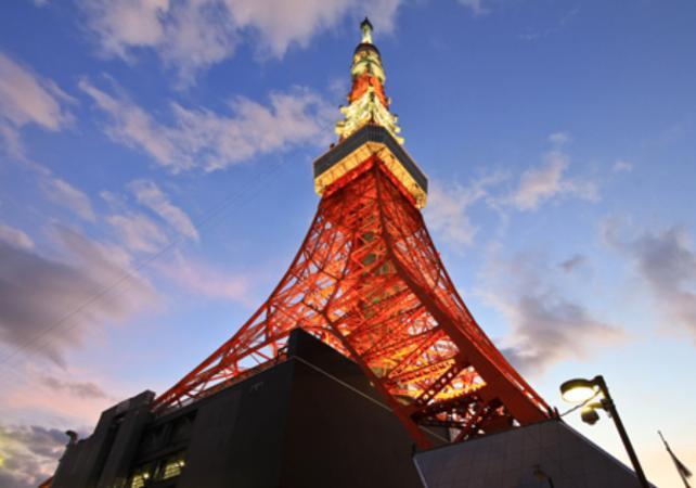 Visite de Tokyo en bus et billet Tour de Tokyo - Tokyo -