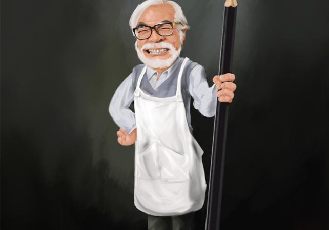 Photo Visite du Musée Ghibli  - Le Monde de l'Animation d'Hayao Miyazaki