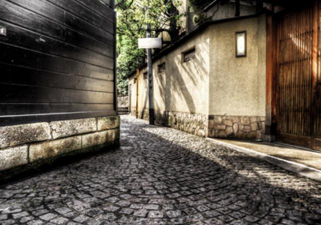 Photo Visite à pied du quartier traditionnel de Kagurazaka