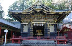 Edo Wonderland tickets, and visit to the Nikko shrine