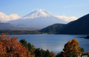 Day excursion to Mount Fuji departing from Tokyo - return by bus