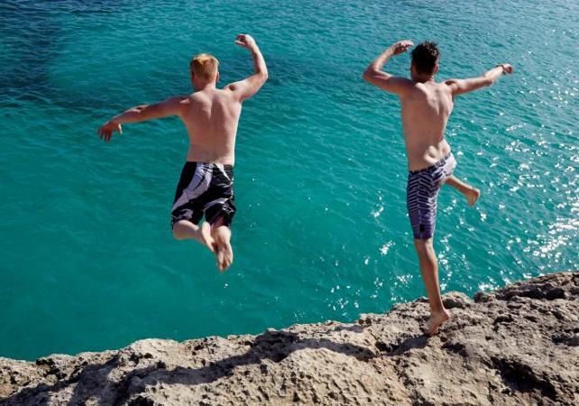 Comino Island Blue Lagoon Cruise Malta