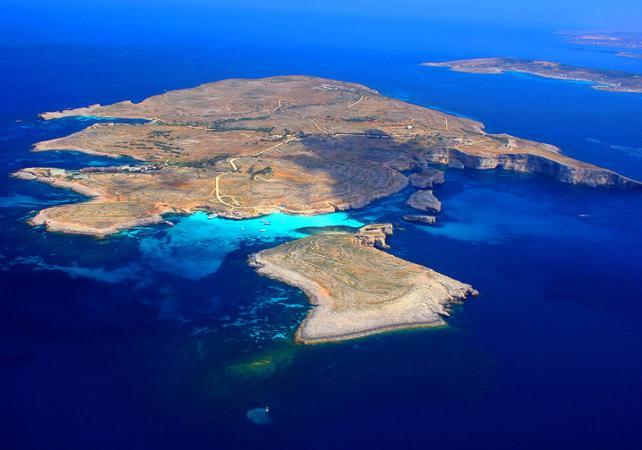 Gozo Island Blue Lagoon Cruise Departing From Malta