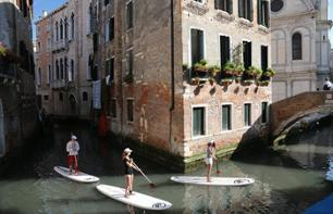 Stand Up Paddle Boarding on the Canals of Venice – Advanced level