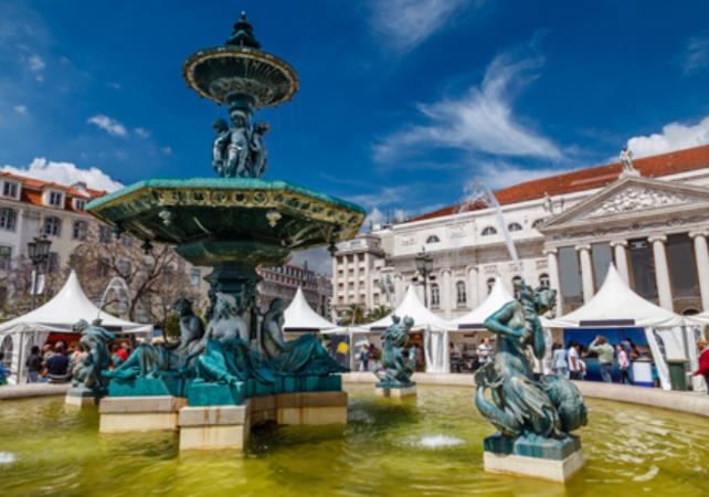 Visite privée d'une demi journée à Lisbonne - Lisbonne -