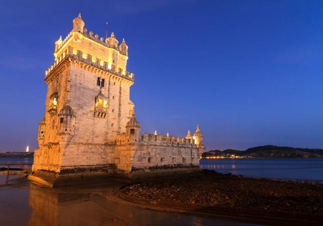 Visite privée de Lisbonne by night - Lisbonne -