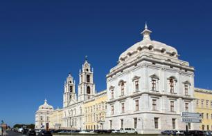 Private excursion to Mafra, Ericeira and Sintra