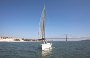 Sail Boat Cruise on the Tagus - Lisbon