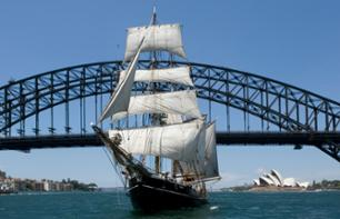 Cruise on an 1850s Sailing Boat in Sydney Harbour