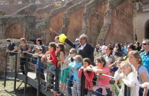 The gladiators of the Colosseum: Children's Treasure Hunt & Guided Tour of Rome