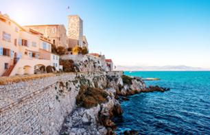 Grand Tour of the Riviera by Minibus: Monaco, Eze, Cannes, Antibes, Juan-les-Pins – Departing from Cannes