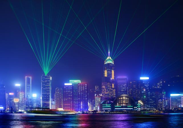 Laser Light For Christmas