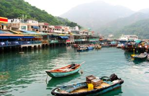 Cruise from Hong Kong and Dinner on Lamma Island
