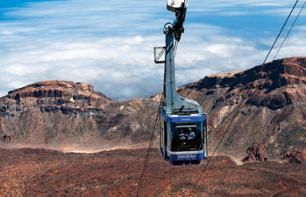 Excursion to Teide Volcano  - cable car tickets included - Tenerife