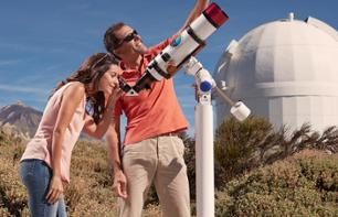 Astronmical observation on Teide Volacano with a ticket to the observatory included - Tenerife