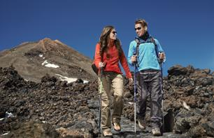 Hike to the Teide Volcano summit - Ascension - ticket for the cable-car included - Tenerife