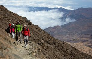 Private hike - Going up to the top of Teide Volcano - ticket for the cable-car - access to the crater included - Tenerife