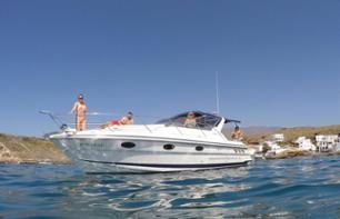 Motorboat cruise - yacht - with drinks included - Tenerife